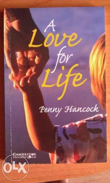"Cambridge University Press ""A Love for Life"" by Penny Hancock"