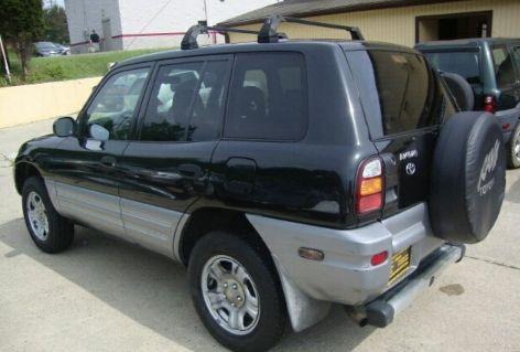 Toyota rav4 família