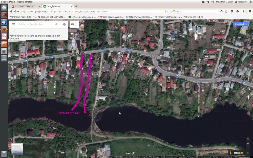 Urgent Casa+teren stefanesti nr 184 (fara intermediari)