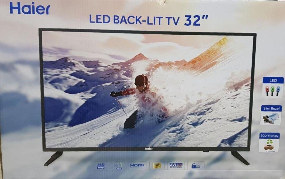 """TV Led haier 32"""" selados ao melhor preço"""