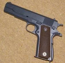 OKAZIE!! Vand pistol airsoft,COLT MODIFICAT6mm,putere 4jouli Semi AUTO