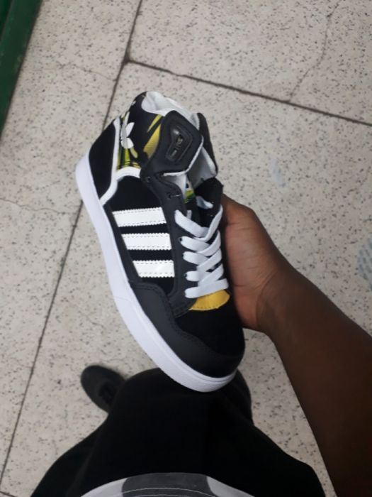 Adidas high top 1