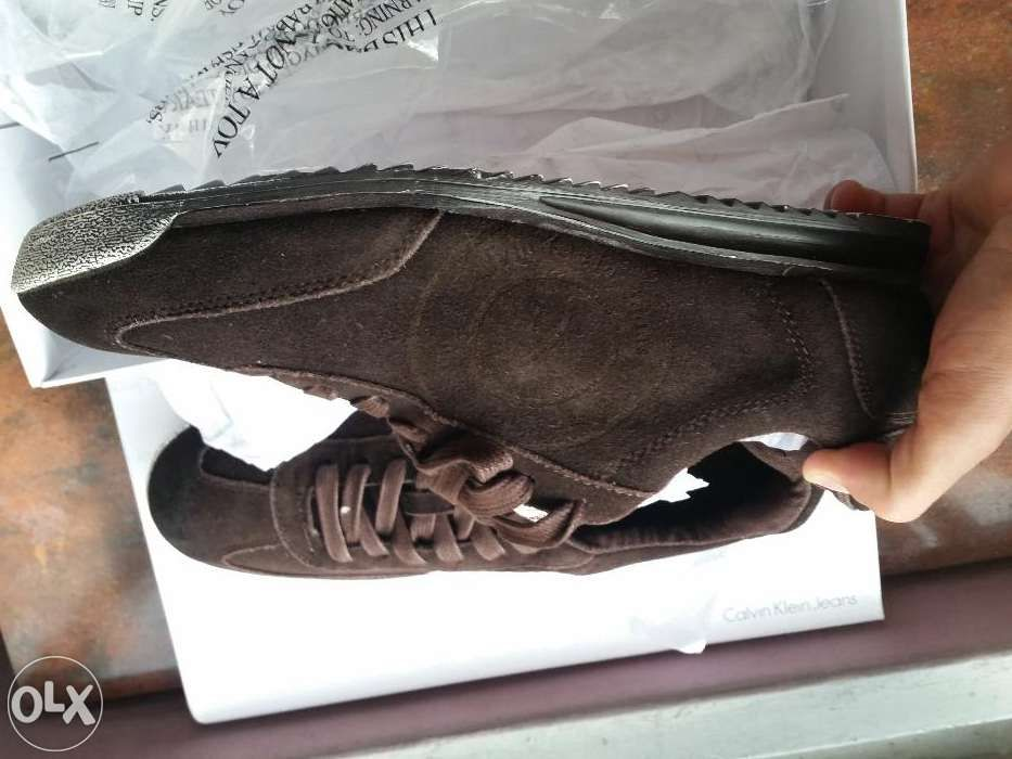 Pantofi Sport / Adidasi / Tenisi CK Calvin Klein Originali PieleMaro44