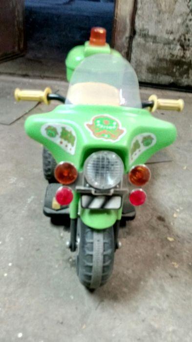 Детско електро моторче