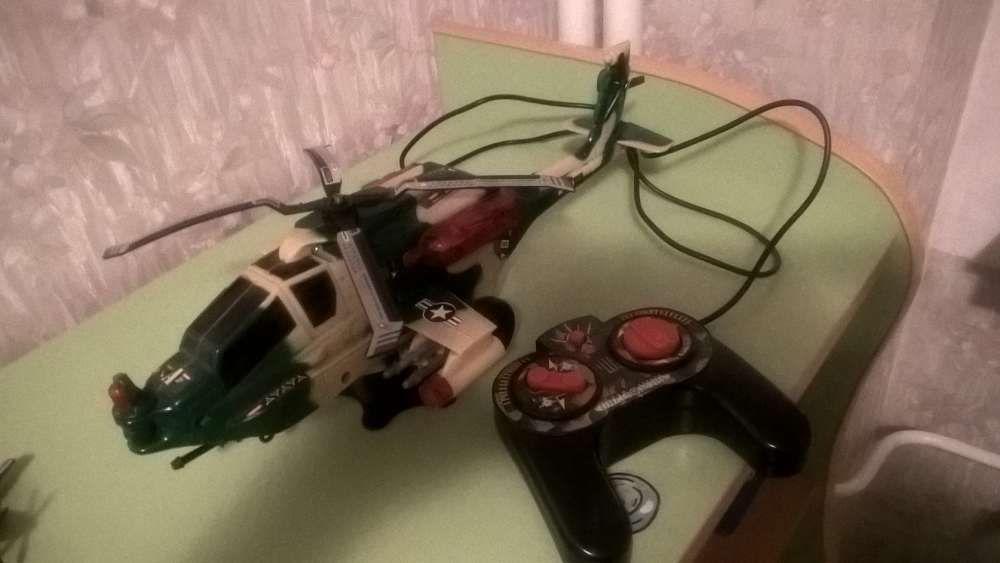 Elicopter cu metal, de armata cu telecomanda pt.3-5 ani