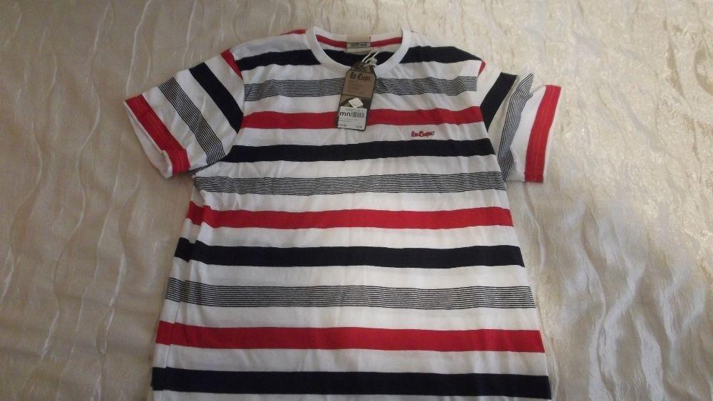 Оригинална Lee Cooper тениска с къс ръкав