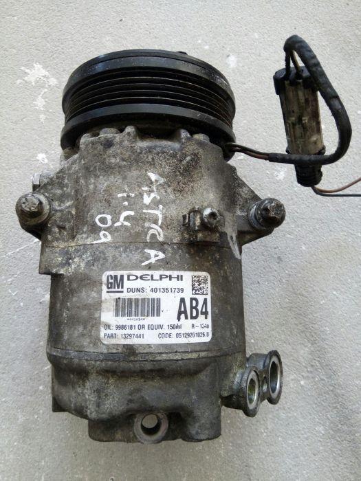 Compresor Clima GM DELPHI 401351739 opel astra H 1.4,16v.