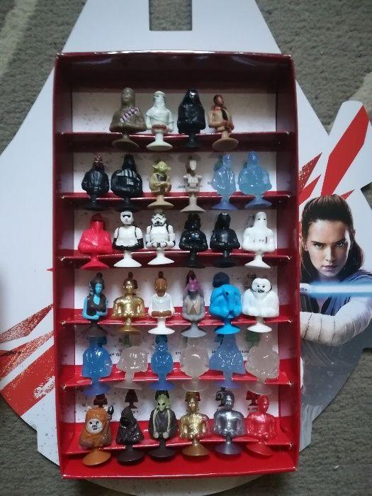 Star Popz Star Wars Colectie completa 34 figurine si Album inclus