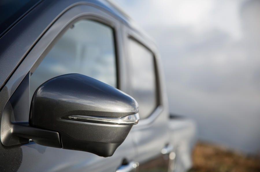 Oglinda stânga / dreapta Mercedes Benz clasa X class XLK X250 pickup