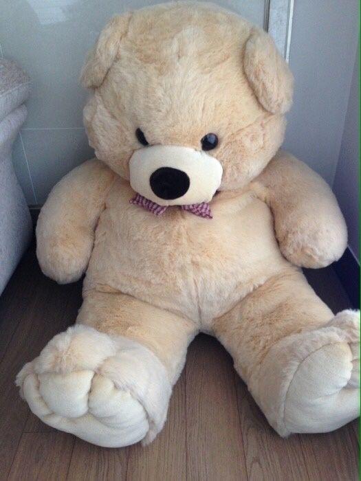 Медведь Очень Большой и Качество шерсти Супер!!!