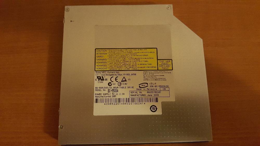 Vand unitate optica blueray BD-ROM/DVD/CD REWRITABLE Sony