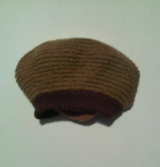 basca, caciula, bereta, captusita, tricotata manual
