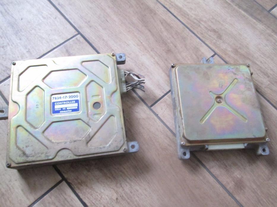 Calculatoare Komatsu 7834 pentru excavator