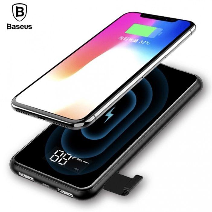 Power bank wirless iphoneX /8 si Samsung