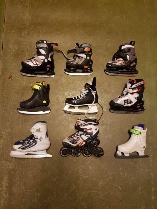 Кънки за начинаещи по хокей на лед