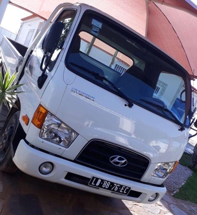 Vendo Hyundai HD72 como nova