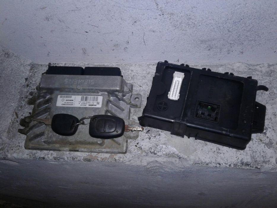 Calculator dacia solenza cu uch euro 3 an 2004 si 2005 si 2 chei