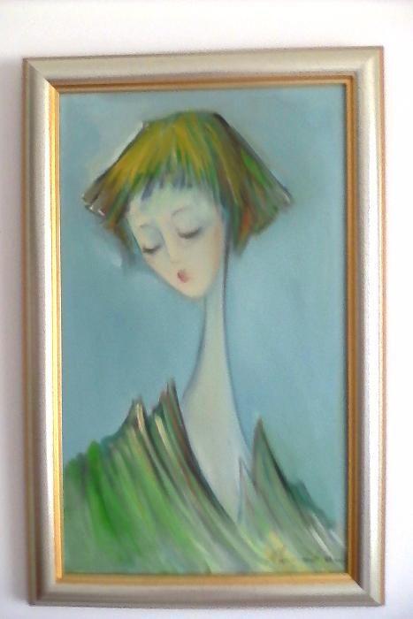 Picturi ulei originale Mariana Ioanitescu si Constantin Nitescu