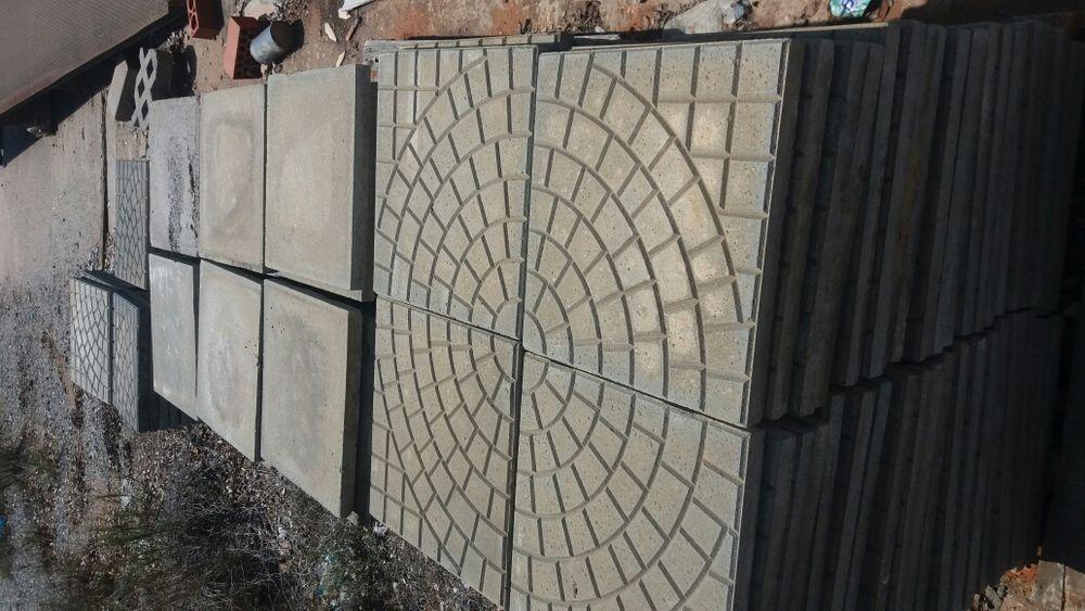 Mosáico de betão 40x40 cm