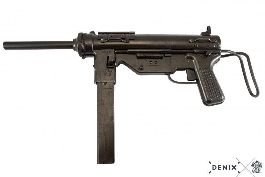 Картечен пистолет М3, автоматичен пистолет - реплика. Автомат