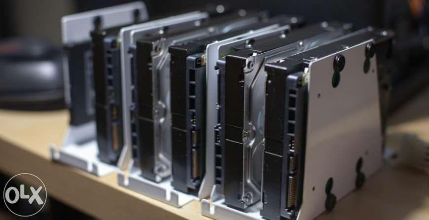 Server ITX Quad Core I5 120GB SSD, 5 * 3TB HDD Bucuresti - imagine 2