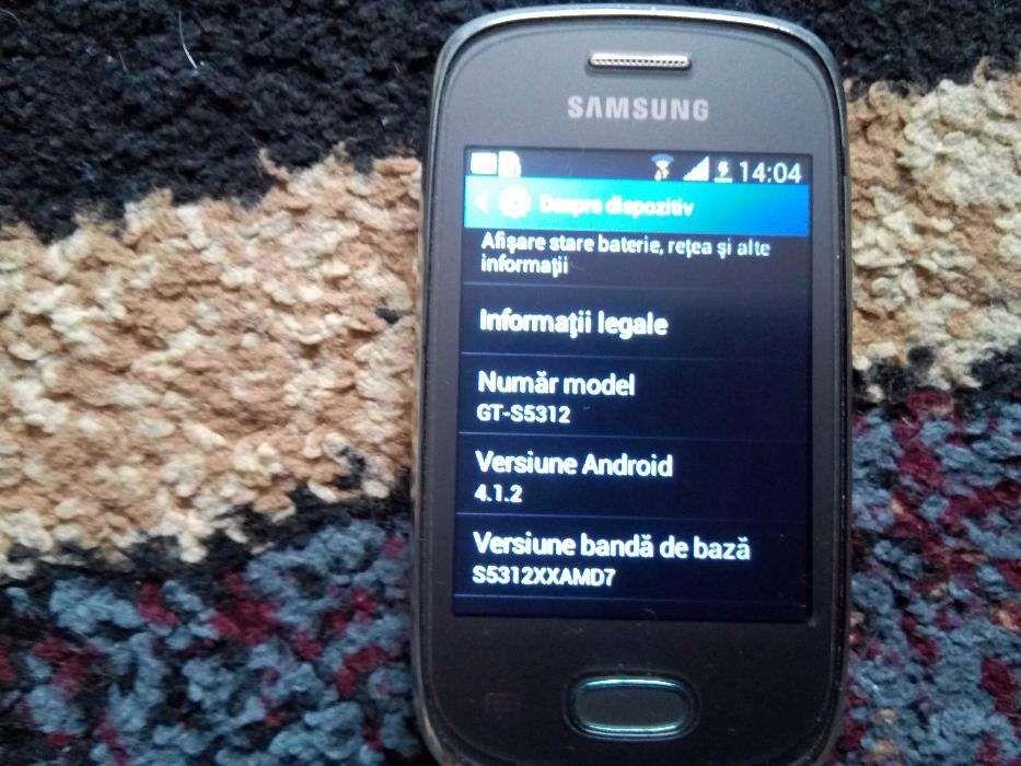Samsung S5312 Galaxy Pocket Neo Duos, Dual SIM, Silver