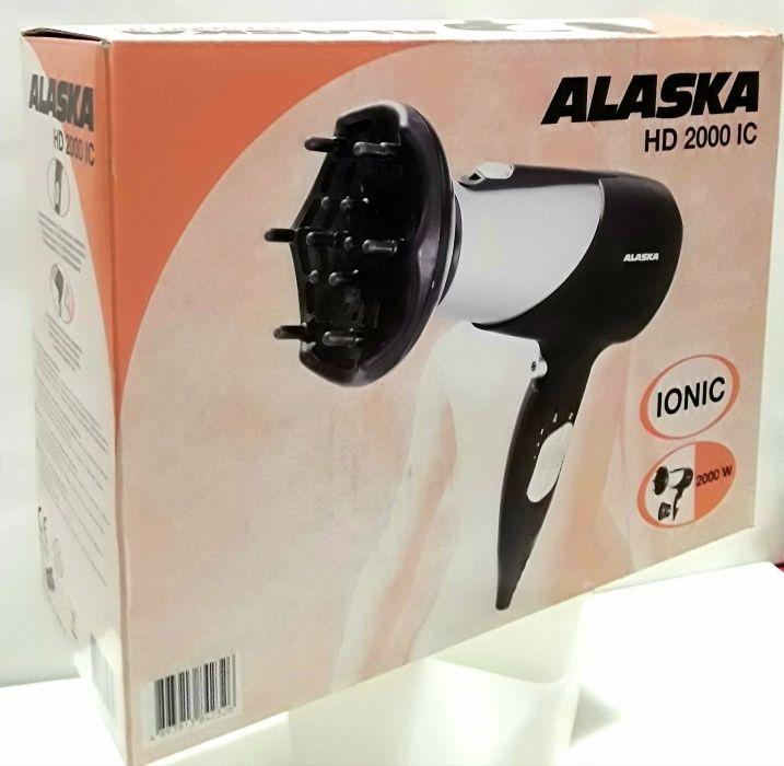 USCATOR pentru par ALASKA 2000 W cu difuzor pentru volum NOU - 45 Lei