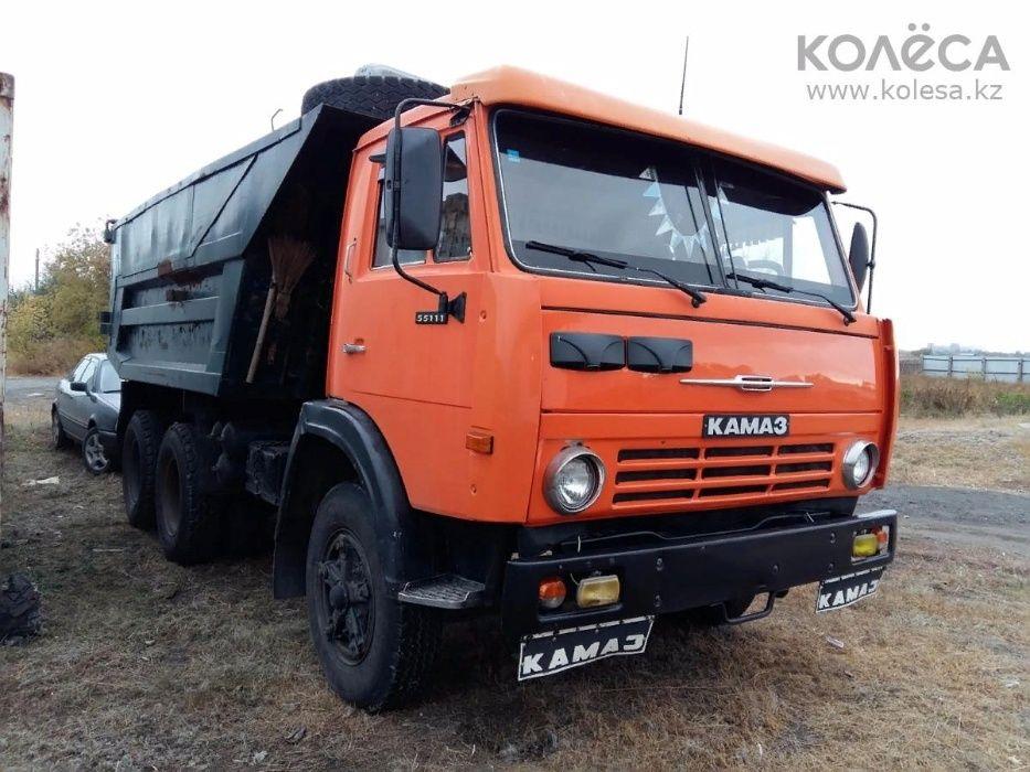 Грузоперевозки КАМАЗ 5511