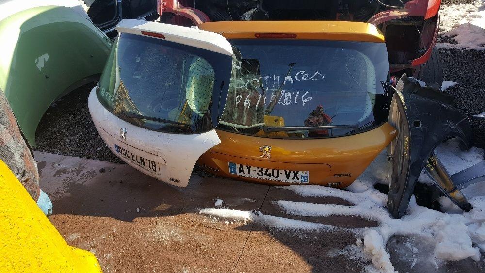 Haion Peugeot 207 dezmembrez dezmembrari