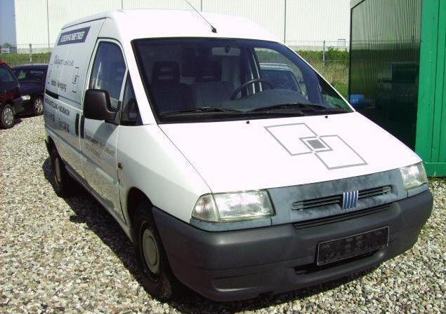 Fiat Scudo 1.9D на части 1998
