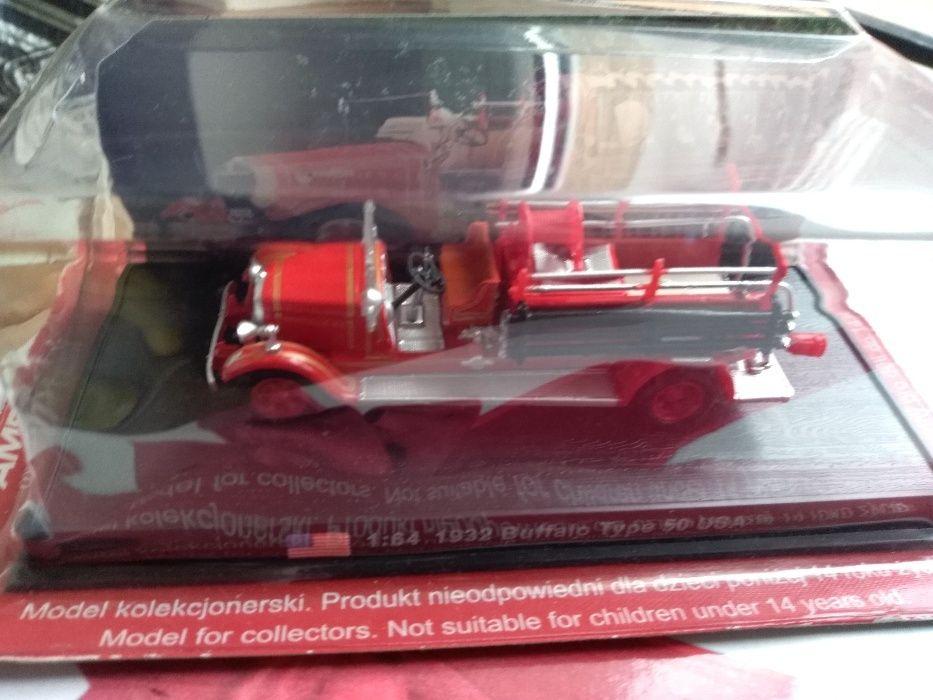 Модели на пожарни автомобили