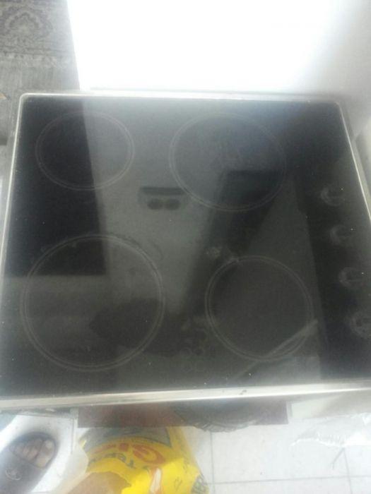 Vand sau schimb plita profesionala ceramica cu senzori.