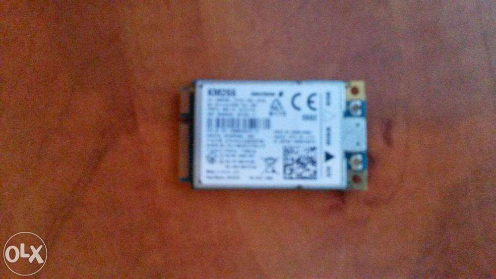 Dell Wireless 5530 HSPA 3G GPS Mini-Card WWAN