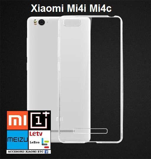 Huse Silicon Slim pt Xiaomi Mi4i, Xiaomi Mi4c, Xiaomi Mi4s