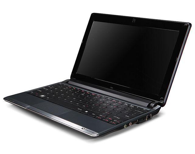 Laptop Gateway / Asus LT2104u, nou, greutate redusa, licenta Windows