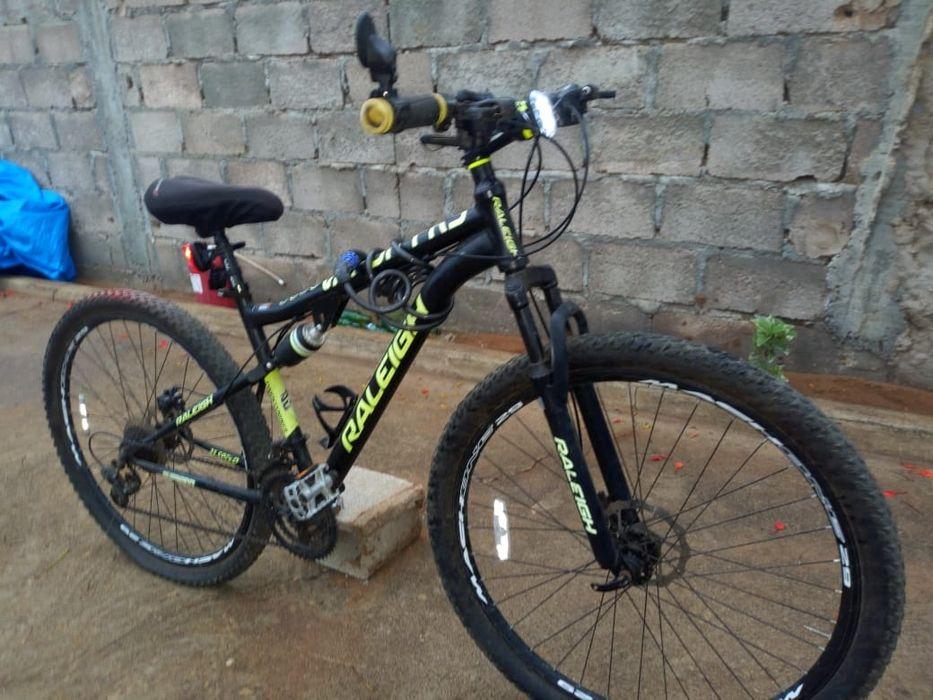Bike na bolada em estado novo Maputo - imagem 1