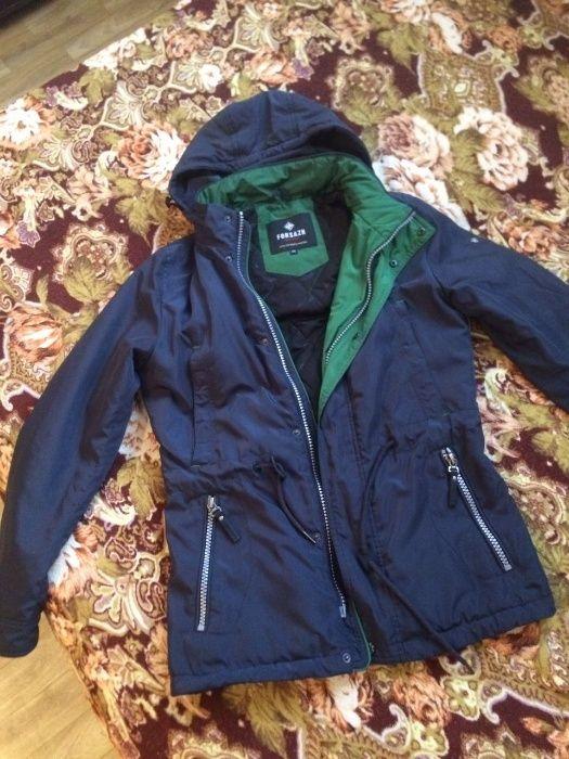 куртка осенняя р.46