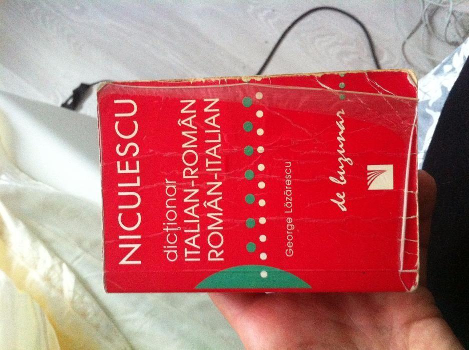 Dictionar IT-RO, Roman-Italian