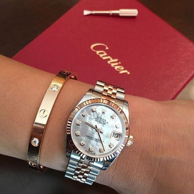 Vendo relógio feminino rolex