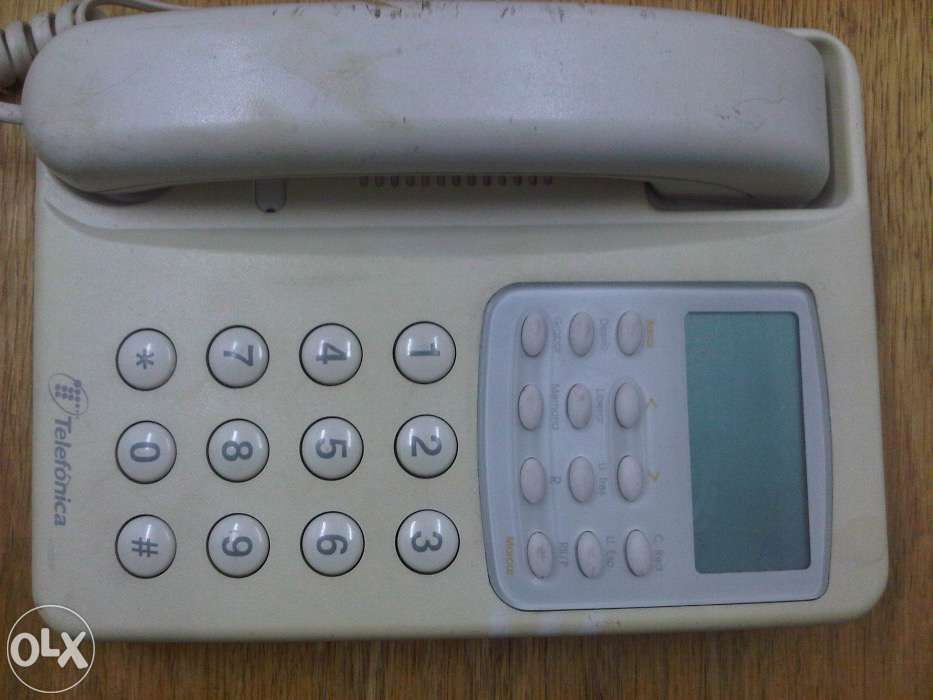 Telefon digital TELEFONICA cu display