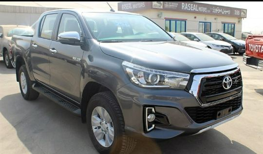 Toyota Hilux Ingombota - imagem 1