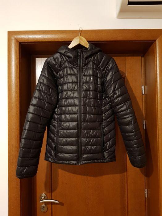 Jacketa neagra din vatelina usoara Fundango - Marimea M