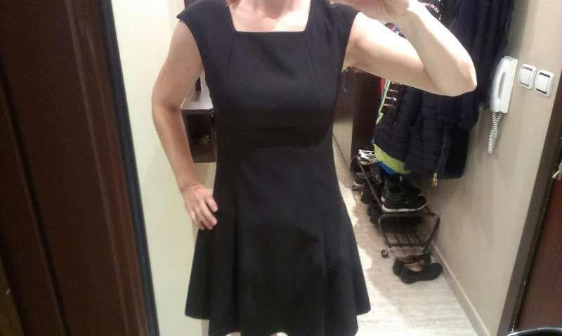 Нова с етикета стилна рокля за всеки повод, за бал за вечеря за коктей