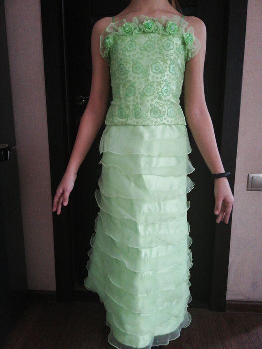 Топик и длинная юбка