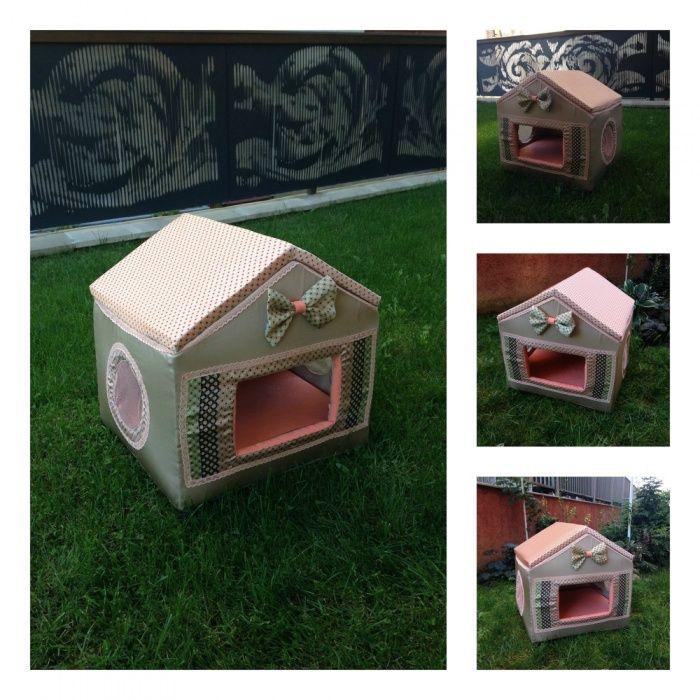 Бутикова къщичка за кучета