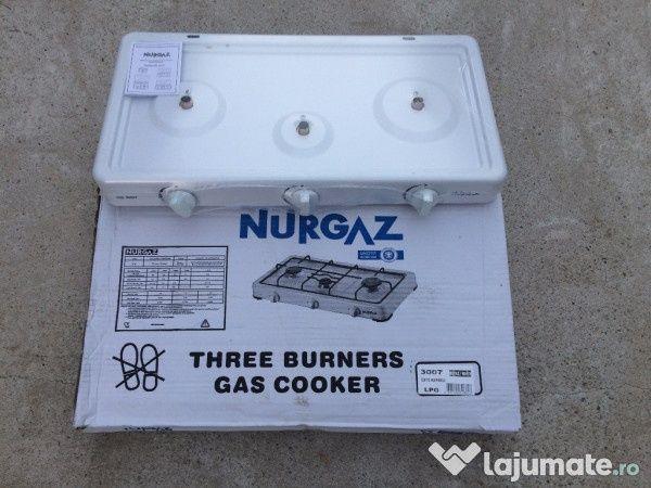 Aragaz Nurgaz 3 ochiuri