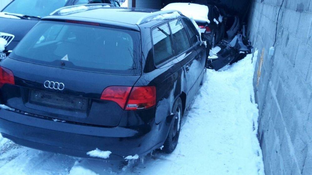 Audi A4 B7 2.0tdi 16V 140к.с. автоматик / Ауди А4 Б7 2.0тди на части