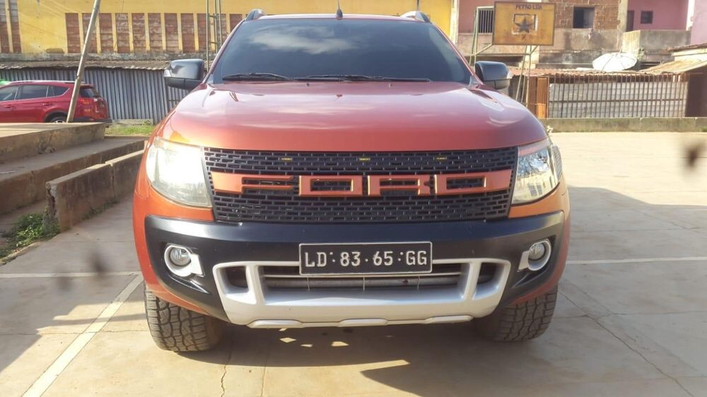 Ford ranger wildtrack full option diesel