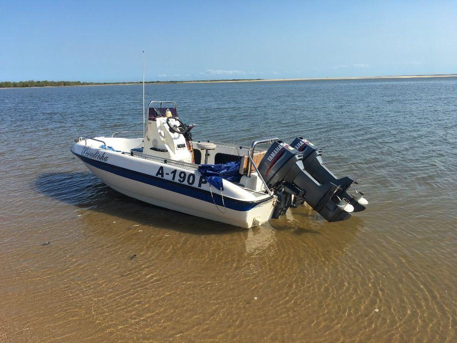venda de barco Yamaha Explorer 540