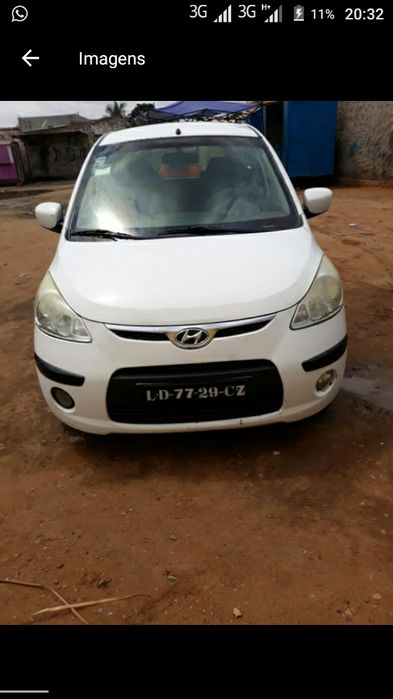 Hyundai i10 cosal cx Manual com ac motor seco Kikolo - imagem 1